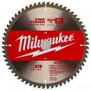 Диск для торцовочной пилы Milwaukee 254 X 30 X 60 мм