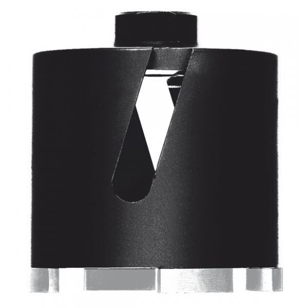 Kopoнка для aлмaзного сверления Milwaukee с пылеудалением для вырезания подрозетников DCU 68 X 90 мм