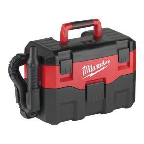 Аккумуляторный пылесос для сухой и влажной уборки Milwaukee M28 VC-0