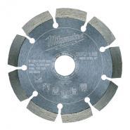 Алмазный диск Milwaukee профессиональная серия DSU d 125 мм
