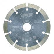 Алмазный диск Milwaukee профессиональная серия DU d 115 мм