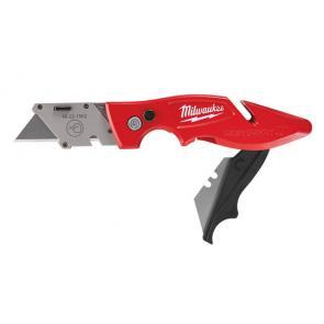 Выкидной нож с отверстием для хранения лезвий Milwaukee