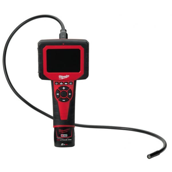 Аналоговая инспекционная камера Milwaukee М12 С12 IC AVA-201C