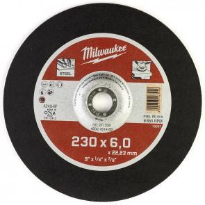 Шлифовальный диск Milwaukee по металлу SG 27 4932451483