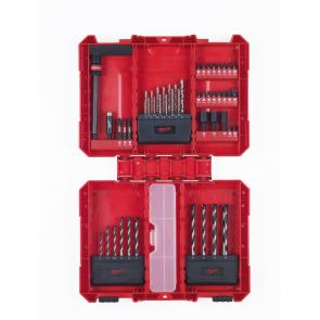Комплект ремонтника 50 предметов Milwaukee 4932352863