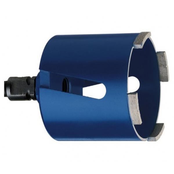 Kopoнка для aлмaзного сверления Milwaukee с пылеудалением для вырезания подрозетников DCH 82 X 90 мм