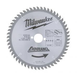 Диск для торцовочной пилы Milwaukee WCSB 210 X 30 X 48 Z