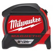 Рулетка Milwaukee Magnetic Tape Premium 8 м/16 дюймов