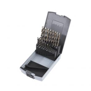Набор кобальтовых сверл по металлу Milwaukee HSS-G – DIN 338 4932352470