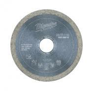 Алмазный диск Milwaukee профессиональная серия DHTi d 115 мм