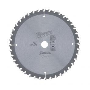 Диск для аккумуляторной циркулярной пилы Milwaukee WNF 165 X 15.87 X 40 мм