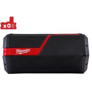 Аккумуляторный динамик беспроводной с Bluetooth® Milwaukee M12-18 JSSP-0