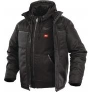 Куртка 3-в-1 с электроподогревом Milwaukee M12 HJ 3IN1-0 (2XL)