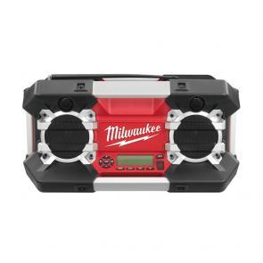 Радио Milwaukee M12 - M28 для стройплощадки с подключением к mp3 С12-28 DCR