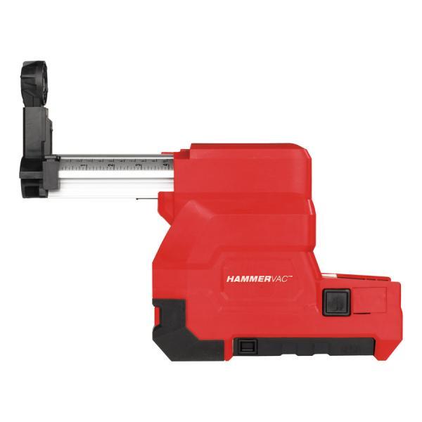 Аккумуляторный перфоратор с системой пылеудаления Milwaukee SDS-Plus M28 CHPXDE-502C