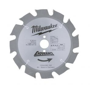 Диск для циркулярной пилы по дереву Milwaukee WCSB 160 X 20 X 12 мм