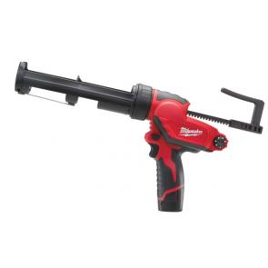 Клеевой пистолет Milwaukee M12 PCG/310C-201B 310 мл