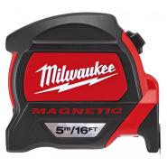 Рулетка Milwaukee Magnetic Tape Premium 5 м/16 дюймов