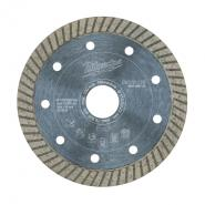 Алмазный диск Milwaukee профессиональная серия DHTS d 115 мм