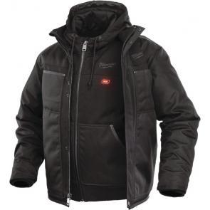 Куртка 3-в-1 с электроподогревом Milwaukee M12 HJ 3IN1-0 (M)