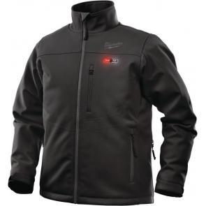 Куртка с электроподогревом Milwaukee M12 HJ BL3-0 (2XL) черная